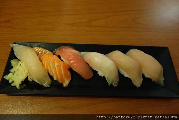 握壽司組合
