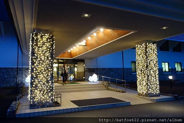 Kuroyon Royal Hotel 大門