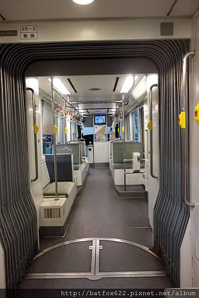 萬葉線電車