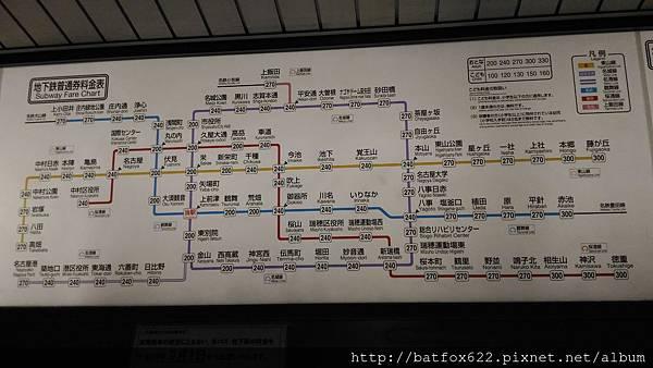 上前津車站