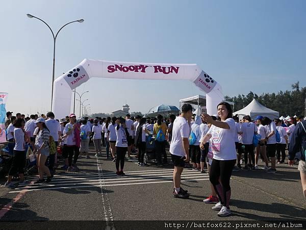2017Snoopy run