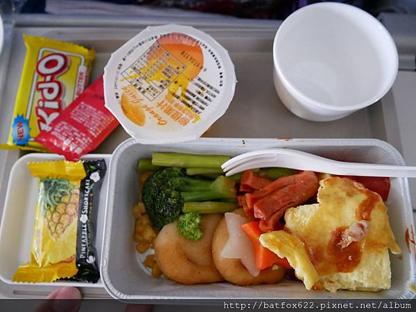 飛機兒童餐