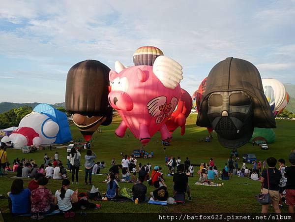 2017熱氣球嘉年華