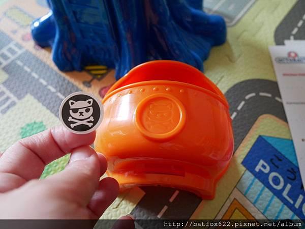 海底小縱隊-歡樂章魚堡