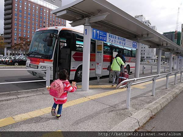 函館巴士11號站台