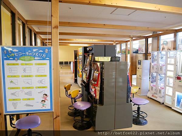 函館機場國內線遊戲區