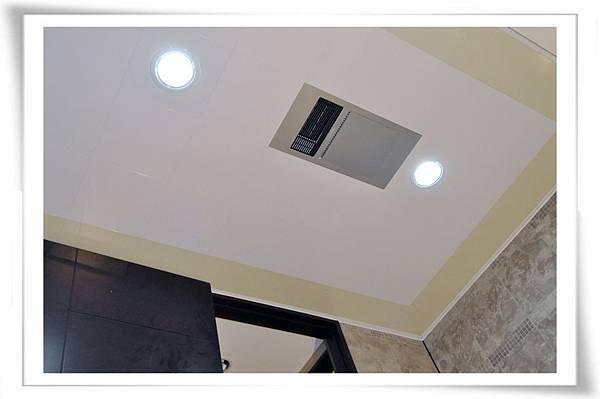 BM系統天花板
