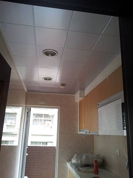 BM鋁合金系統天花板廚房