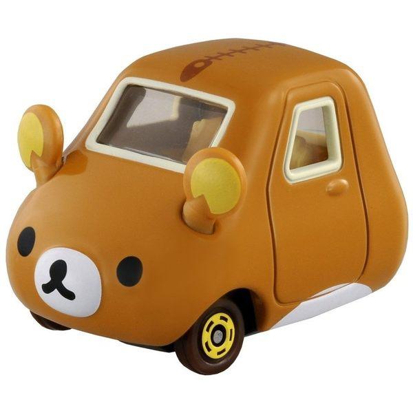 TOMICA拉拉熊小汽車