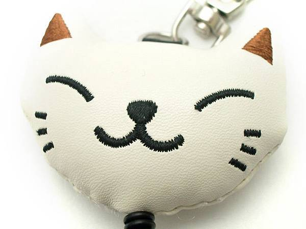 貓咪鑰匙圈(可伸縮)-4