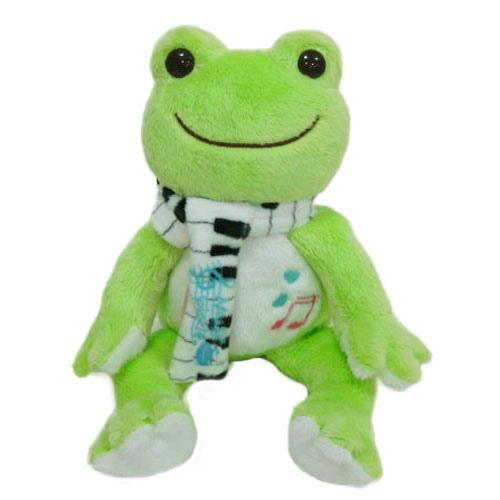 pickles the frog蛙蛙-音符版