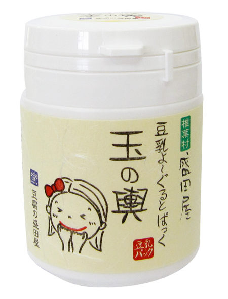 玉之輿 豆乳優格面膜-1