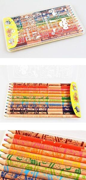 麵包超人色鉛筆-12色