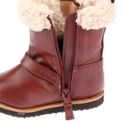 兒童皮靴-1