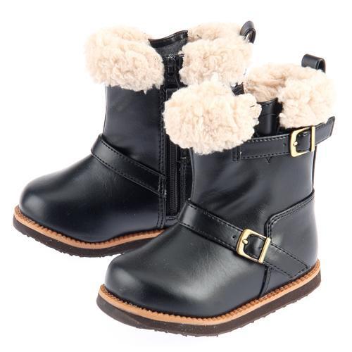 兒童皮靴-3