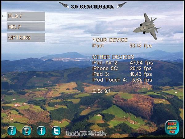 特大號的IPAD....IPAD PRO 128GB(2)-- 效能篇..   - 9