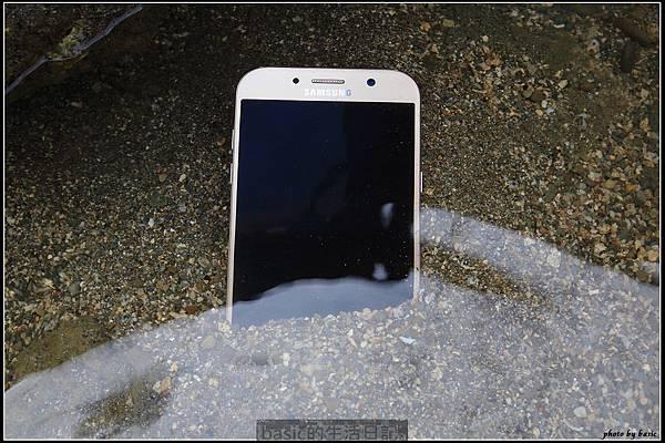 出門在外 , 防水要有 ,IP68防水新機Galaxy A7 2017水秘境評測分享.. - 8