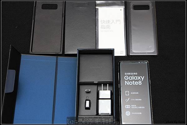 目前最夯的NOTE , Galaxy Note8市售版完整開箱 - 6
