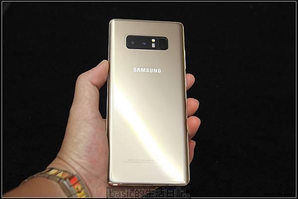 目前最夯的NOTE , Galaxy Note8市售版完整開箱 - 15