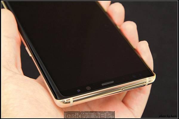目前最夯的NOTE , Galaxy Note8市售版完整開箱 - 16