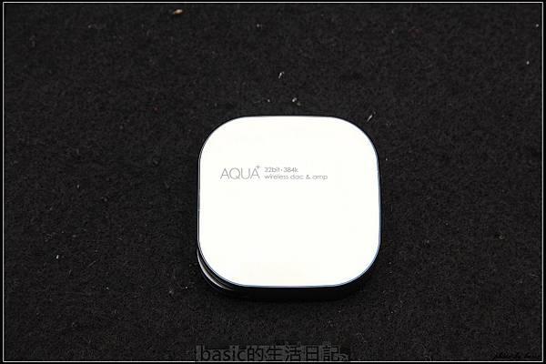 32bit,384k , 全世界最小最輕無線耳擴NEXUM AQUA+使用分享 @basic的生活日記
