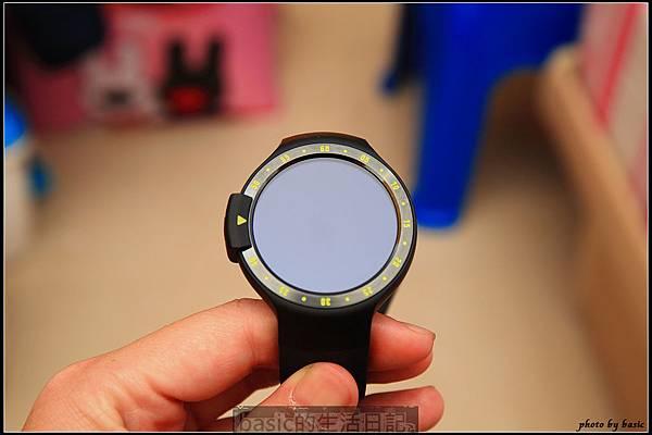 新一代的智慧手錶–ticwatch s開箱,使用分享 @basic的生活日記