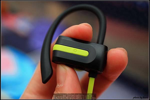 Ticpods運動藍牙耳機開箱 , 使用分享 @basic的生活日記