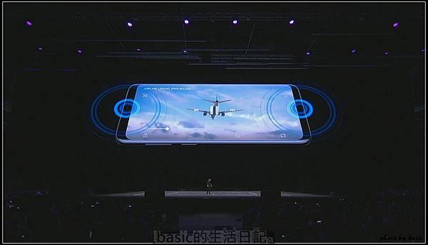 S9+的AKG認證雙喇叭與S8+比較