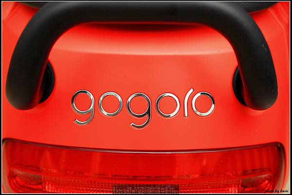 很有愛的台東Gogoro 2 plus開箱 @basic的生活日記