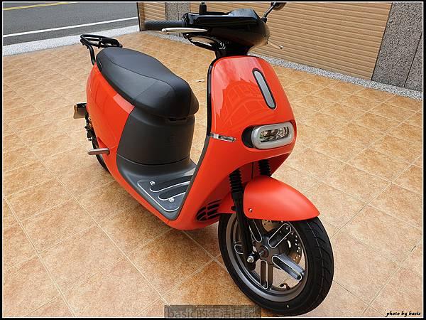 很有愛的台東Gogoro 2 plus改裝第四彈-鋁合金服貼版腳踏墊
