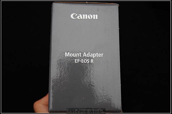 Canon終於擠牙膏擠出全幅無反了 , EOS R開箱分享