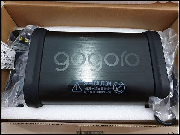 很有愛的台東Gogoro 2 plus改裝第六彈-隨車充GoCharger Mobile