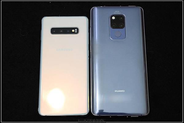 Galaxy S十週年了 , S10+精緻開箱(加上與其它手機比一比外觀) - 29
