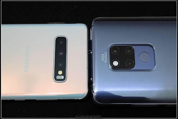 Galaxy S十週年了 , S10+精緻開箱(加上與其它手機比一比外觀) - 30