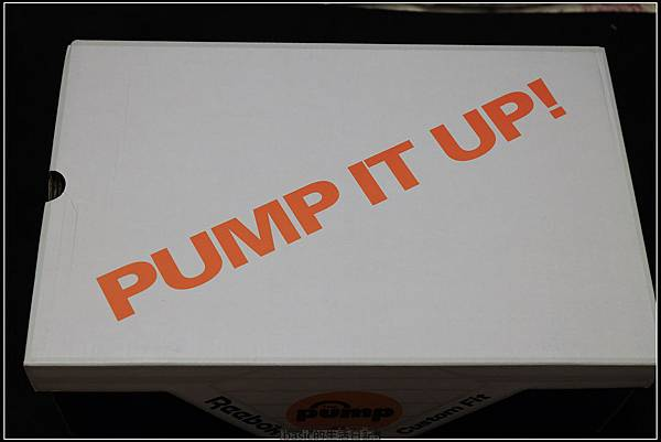 Reebok Instapump Fury充氣鞋開箱分享