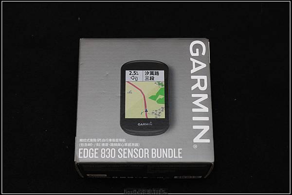 Garmin Edge 830開箱外觀簡單分享