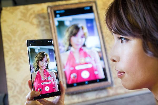 Galaxy Note10系列支援景深特效攝影
