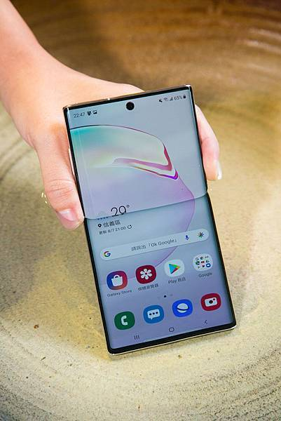 Galaxy Note10系列支援IP68防水防塵