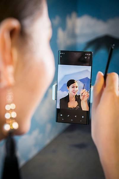 Galaxy Note10系列支援S Pen遠端遙控2