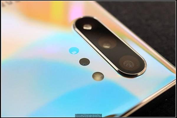 Samsung Note 10+防水測試..