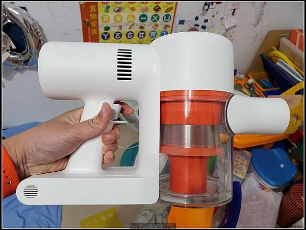 小米無線吸塵器lite開箱使用分享
