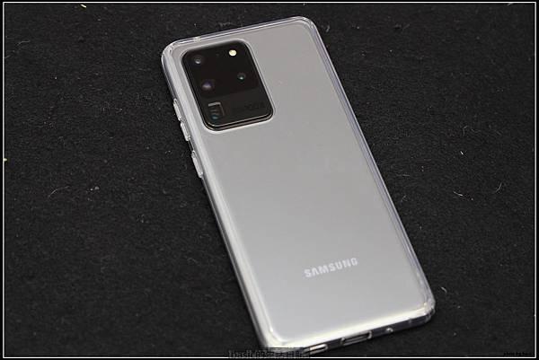 透明殼專家-Samsung S20 ultra透明殼開箱分享