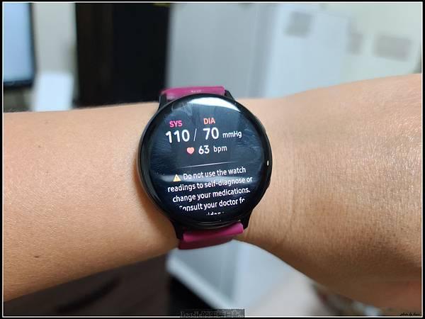 讓你的Galaxy Active2有量測血壓的功能教學(ECG還要再等等)