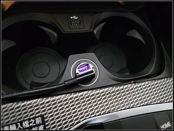 Oweida超級短小車充及麥多多L型接頭Type C大電流電源傳輸線開箱使用分享