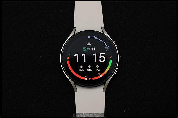 全新Wear OS 3.0系統, Samsung Galaxy Watch 4 44mm藍牙版開箱使用分享