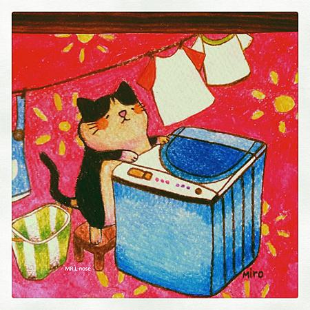 0906愛做家事的小貓