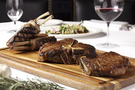 Lamb Chops, Porterhouse, NY Strip