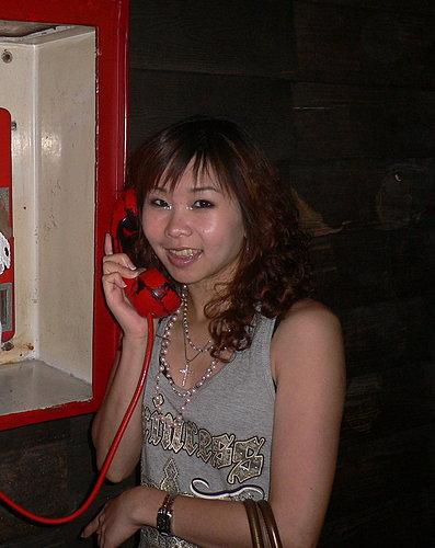台灣故事館~復古電話