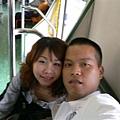 麗星郵輪~天秤星號 002電車上....jpg
