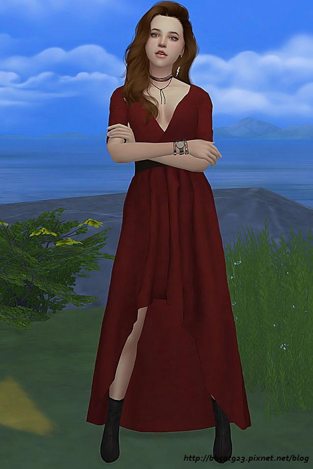 Casual dress red 2.jpg